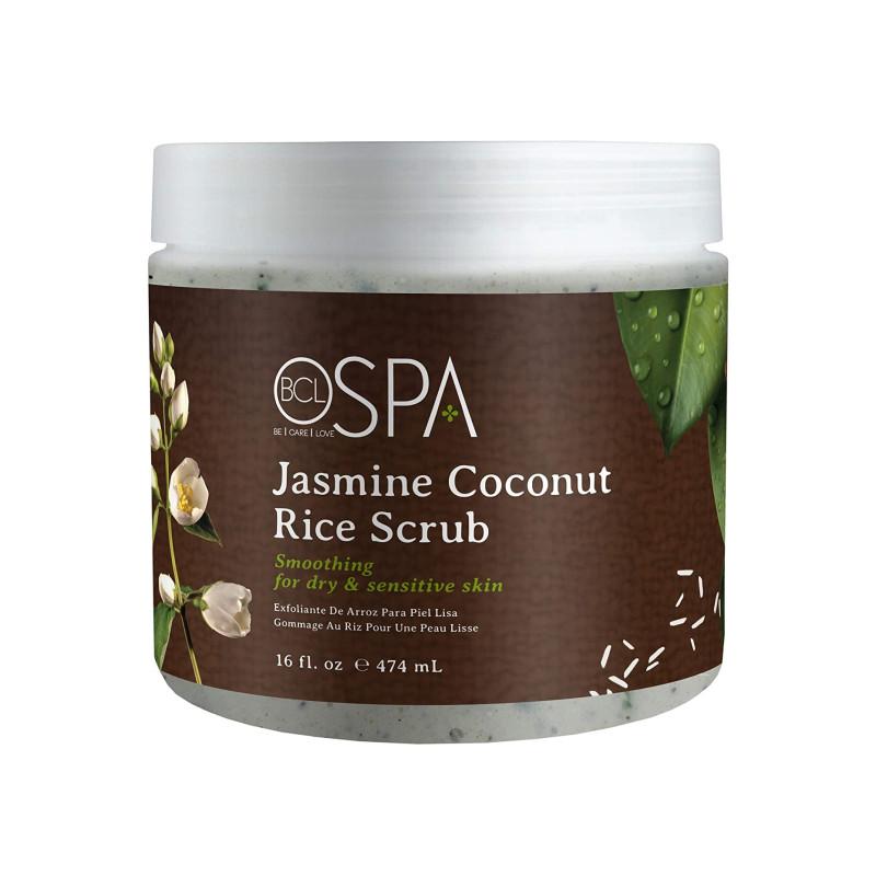 BCL SPA59114 Jasmine Coconut Rice Scrub