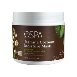 BCL SPA59117 Jasmine Coconut Moisture Mask 16oz