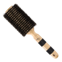 Dannyco 733C Oakwood Round Boar Brush XL