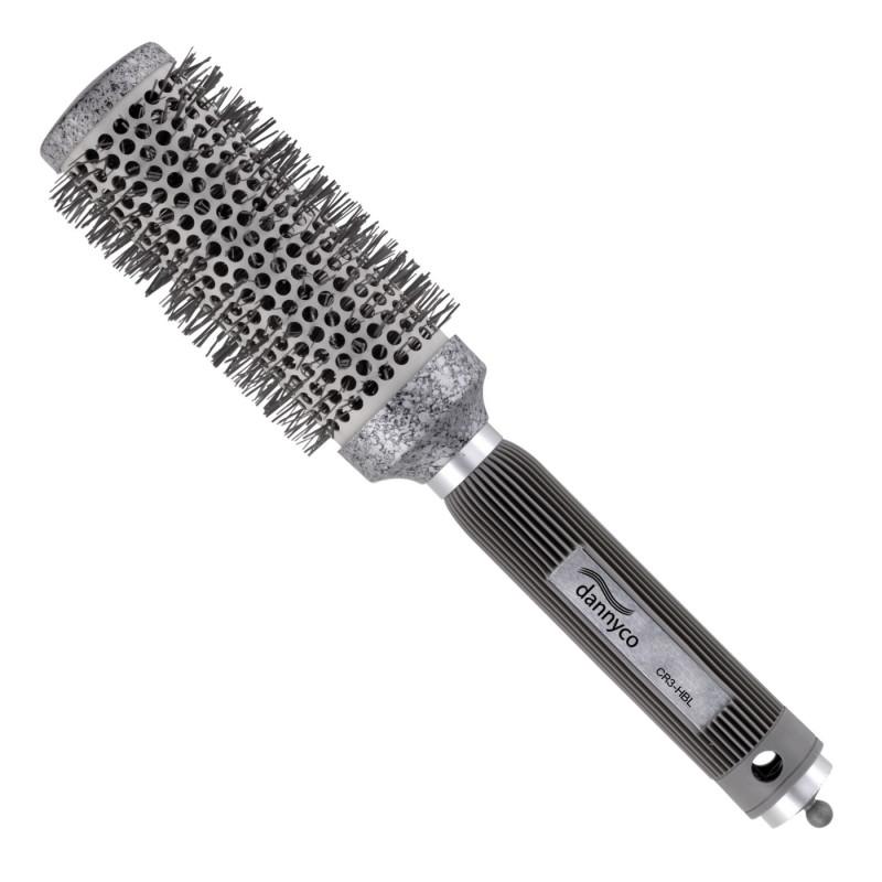 Dannyco CR3-HBLC Ceramic Round Brush Lar