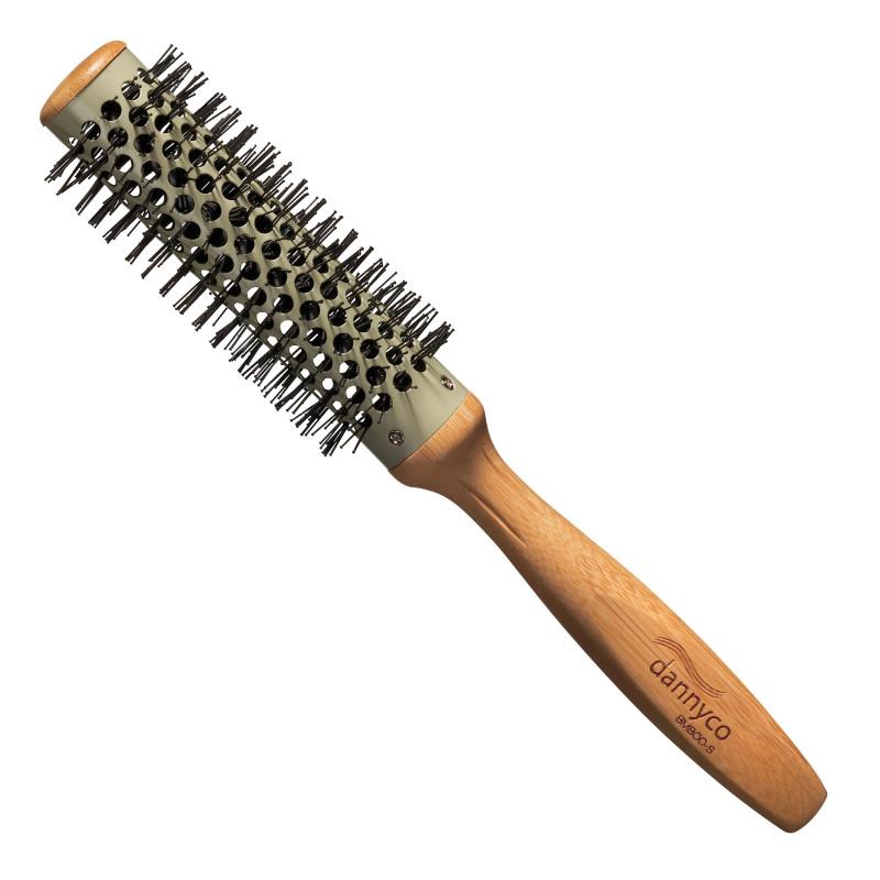 Dannyco BMBOO-SC Bamboo Round Brush Smal