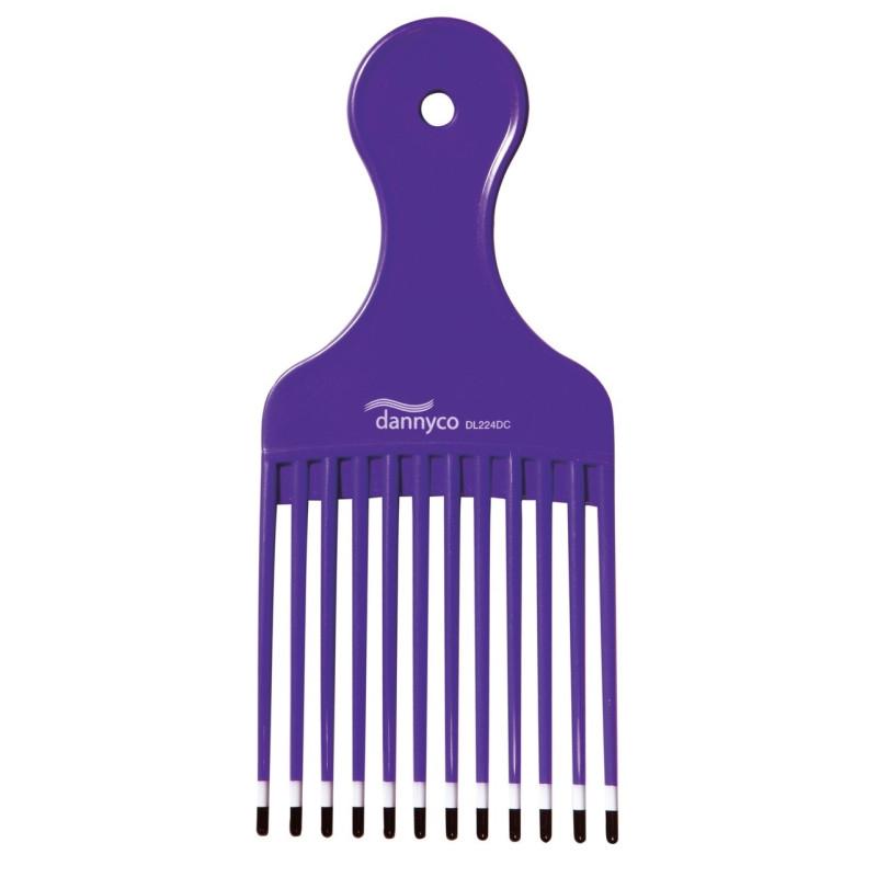 Dannyco DL224DC Large Lift Comb Purple