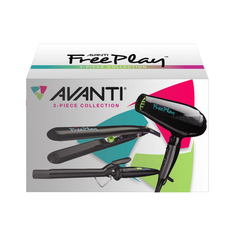 Avanti AFR1PPC FreePlay Styling Trio LE