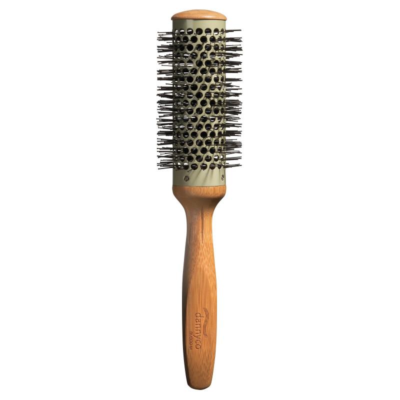 Dannyco BMBOO-MC Bamboo Round Brush Medi