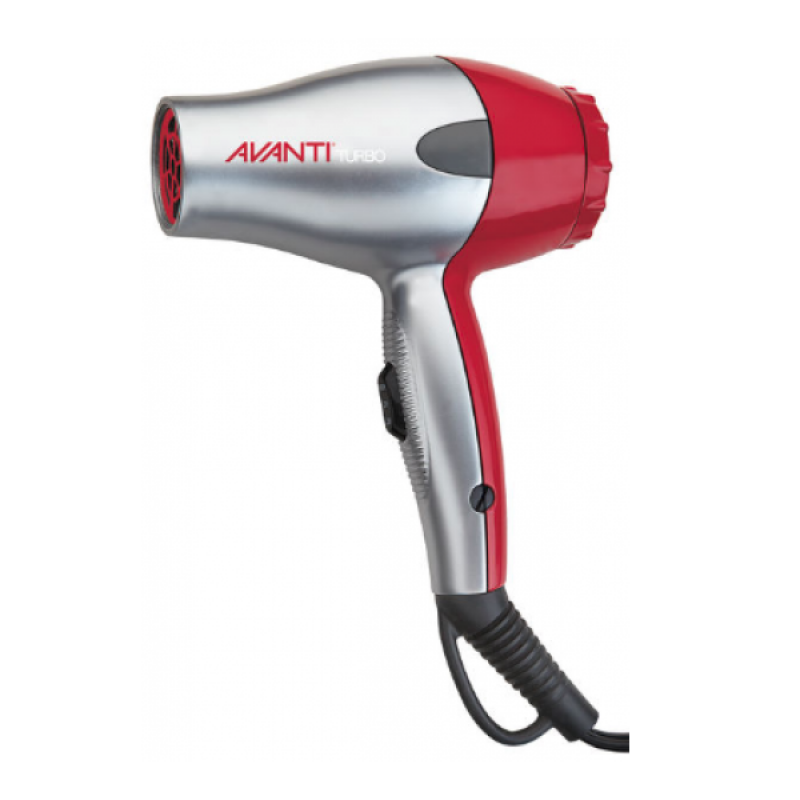 Avanti A-TURBO-TRAVC Travel Dryer Silver