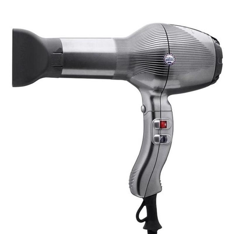 Gamma Piu 5555BARC Barber Dryer Silver I