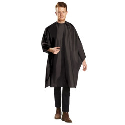 BabylissPro BES360SNBKUCC Cutting Cape Black