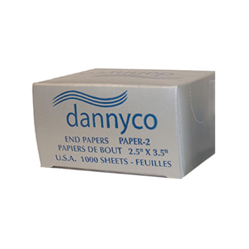 Dannyco PAPER-2C End Pape..