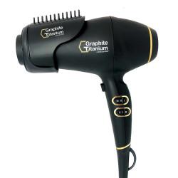 BGT6395C Graphite Titanium Ionic Hair Dryer Black