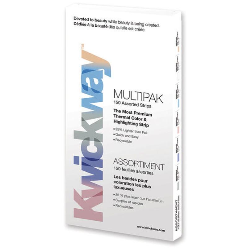 Kwickway KWMP Multipak 150 Assorted Stri
