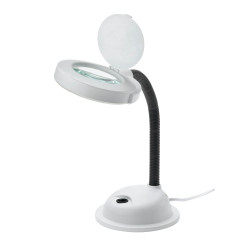 Satin Smooth LTS600 Magnifying Table Lamp *