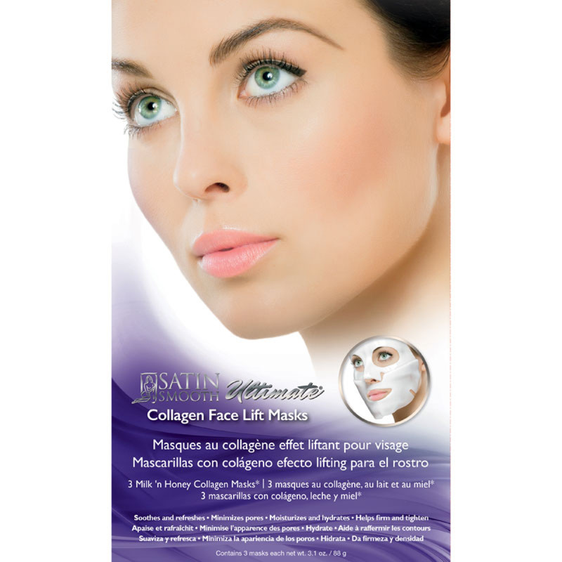 Satin Smooth SSCMK3 Collagen Face Lift M
