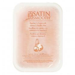 SSPB10PCG Peaches Cream Vitamin E Paraffin Wax 1lb