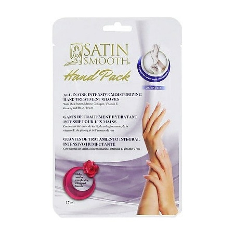 Satin Smooth SSHDPK1 Hand..