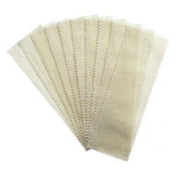 ^Satin Smooth SSWA01 Large Muslin Epilating Strips