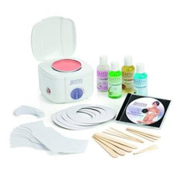 Satin Smooth SSW12CKIT Single Wax Warmer Kit