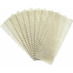 Satin Smooth SSWA02 Small Muslin Epilating Strips