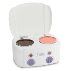 Satin Smooth SSW11C Double Wax Warmer