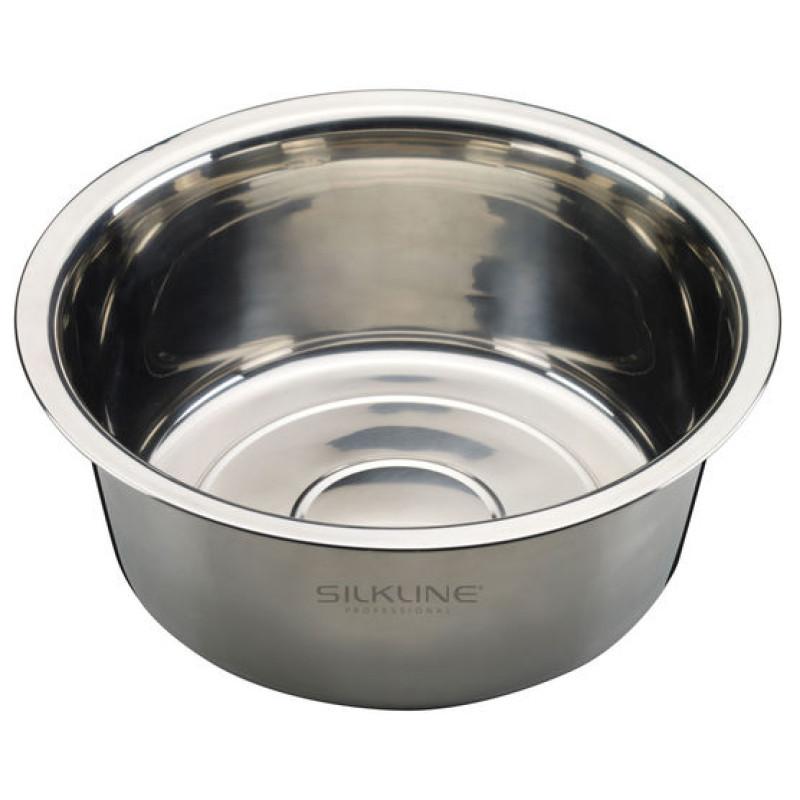 Silkline SLPEDIBOWLC S/Steel Pedicure Bo