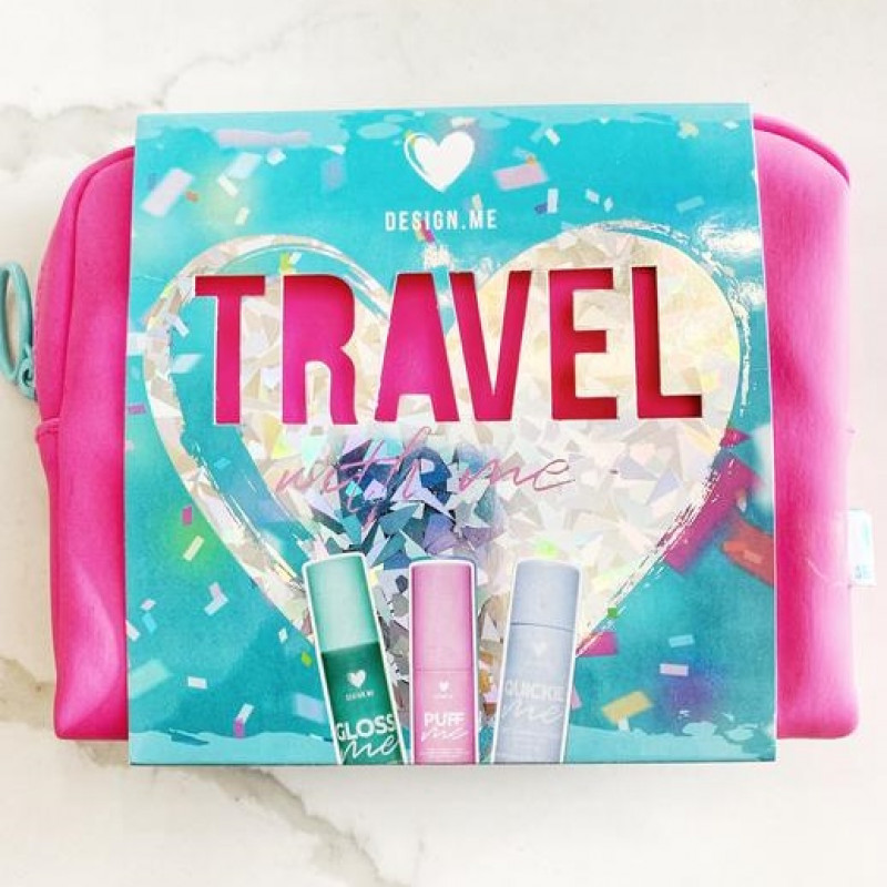 Design.Me Travel With Me Holiday Kit