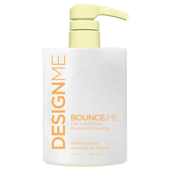 Design.Me Bounce.Me Curl Conditioner Litre NEW