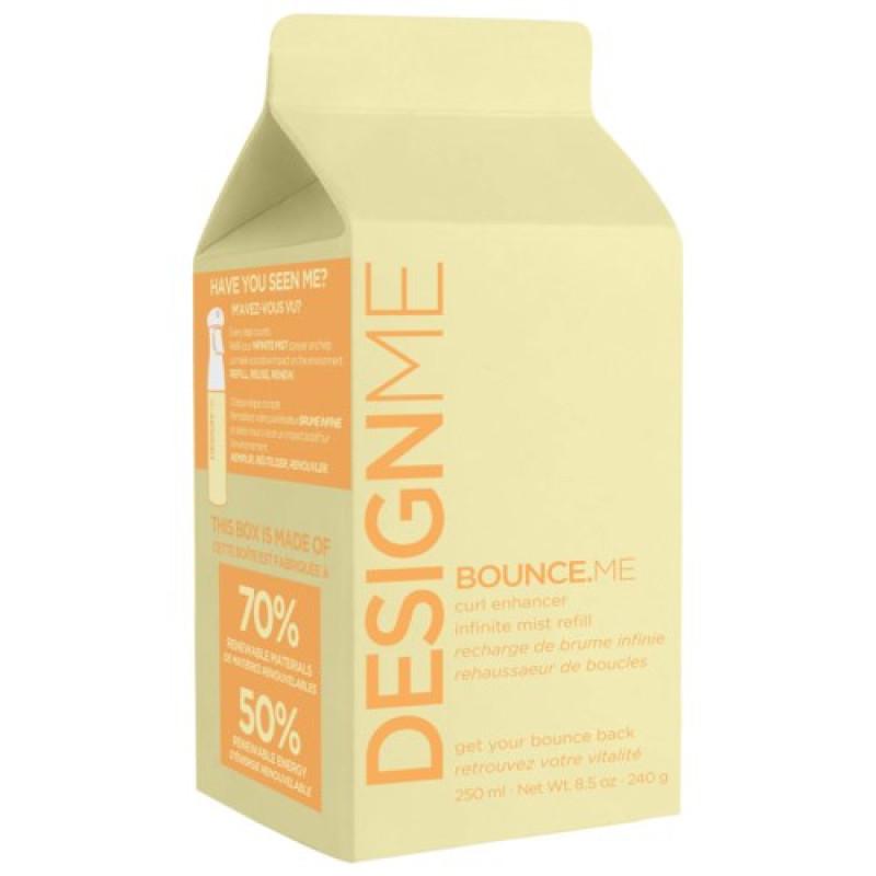 Design.Me Bounce.Me Curl ..