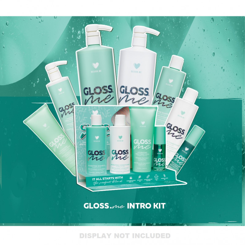 Design.Me Gloss.Me Intro ..