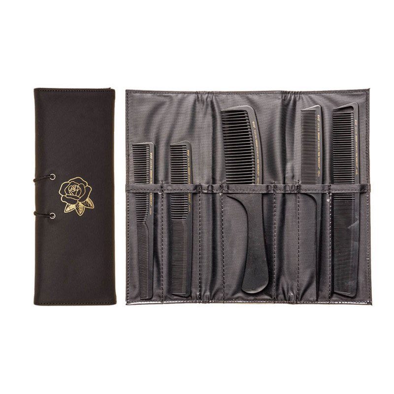 Evo Carbon Comb Set (5)..