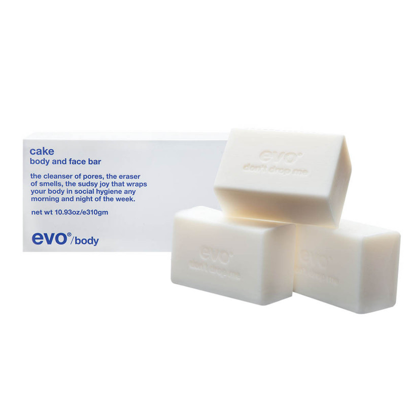 Evo Cake Body & Face Bar ..