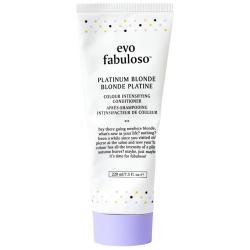 Fabuloso Platinum Blonde Conditioner 220ml NEW