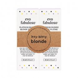Fabuloso Itty-Bitty Blonde Travel Duo