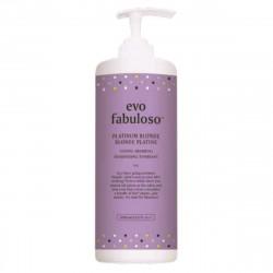 Fabuloso Platinum Blonde Toning Shampoo Litre NEW