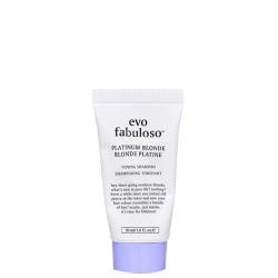 Fabuloso Platinum Blonde Toning Shampoo Mini 30ml