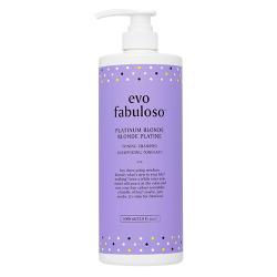 Fabuloso Platinum Blonde Toning Shampoo Litre