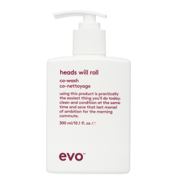 Evo Heads Will Roll Co-Wash Cleansing Cond 300ml