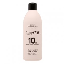Evo Hue.Verse Cream Developer 10 Vol Litre NEW