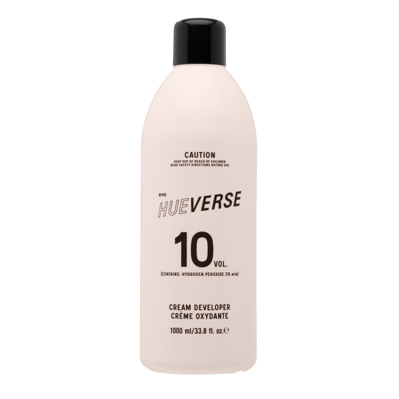 Evo Hue-Verse Cream Developer 10 Vol Lit