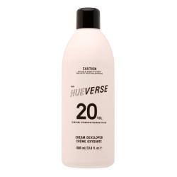 Evo Hue-Verse Cream Developer 20 Vol Litre NEW