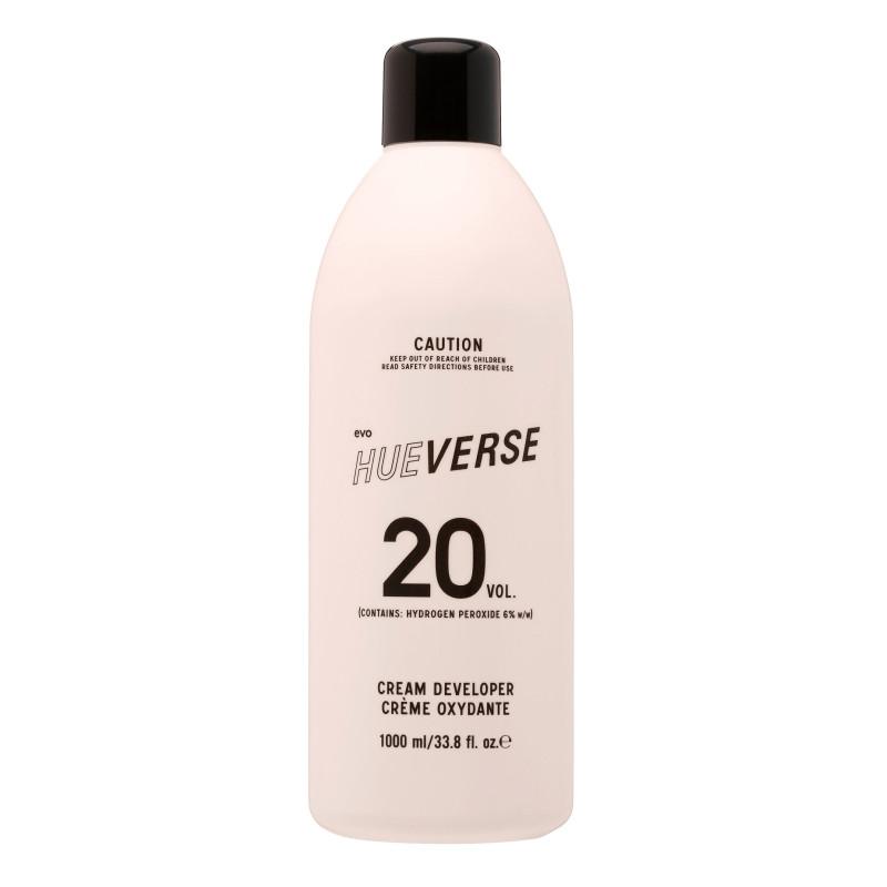 Evo Hue-Verse Cream Developer 20 Vol Lit