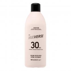 Evo Hue.Verse Cream Developer 30 Vol Litre NEW
