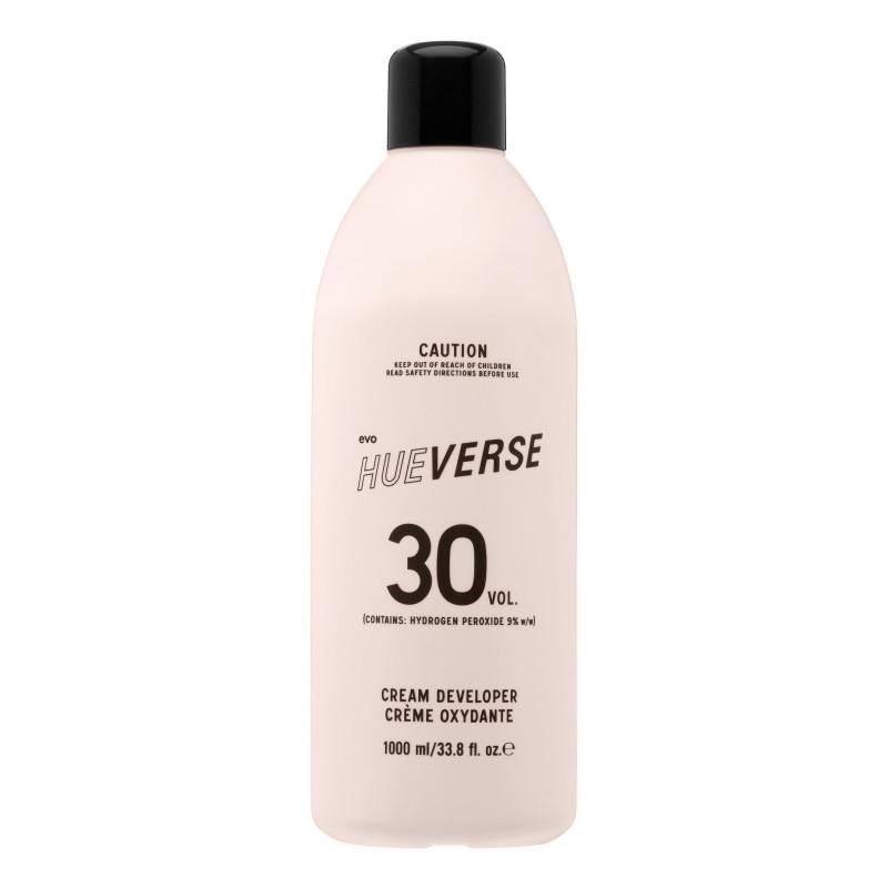 Evo Hue-Verse Cream Developer 30 Vol Lit