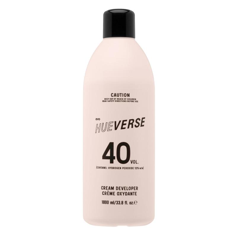 Evo Hue-Verse Cream Developer 40 Vol Lit