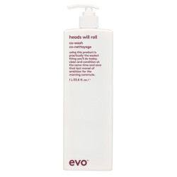 Evo Heads Will Roll Cleansing Conditioner Litre