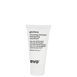 Evo Gluttony Volumising Shampoo Mini 30ml