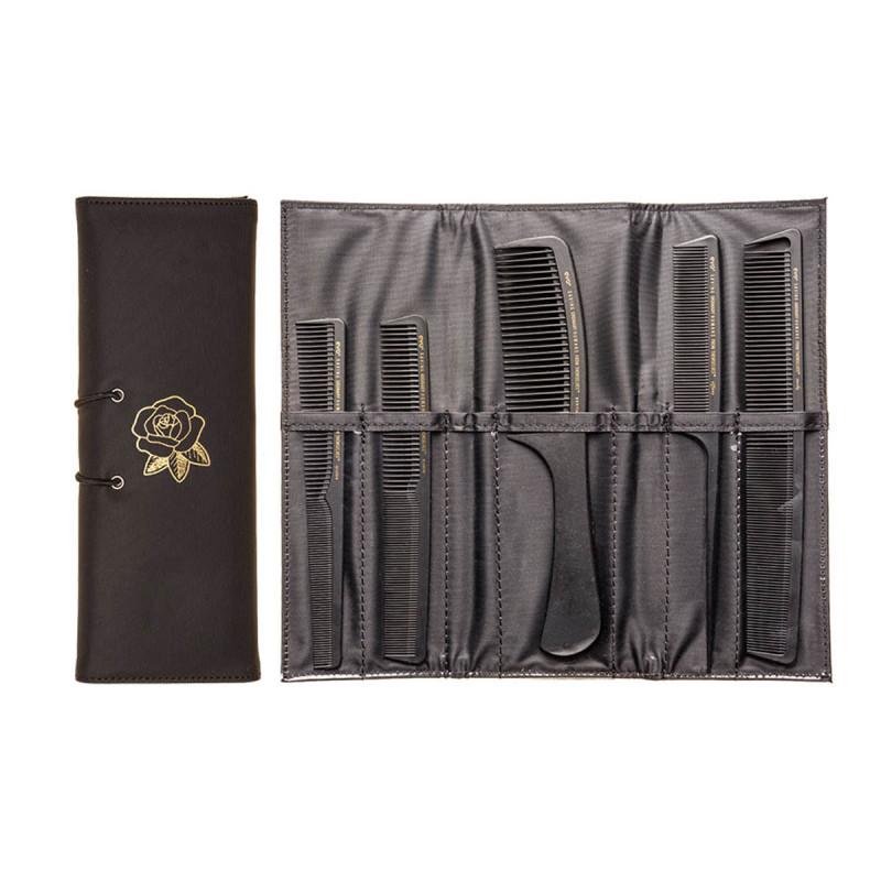 Evo Carbon Comb Set (5)