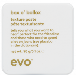 Evo Box O Bollox Texture Paste 90g