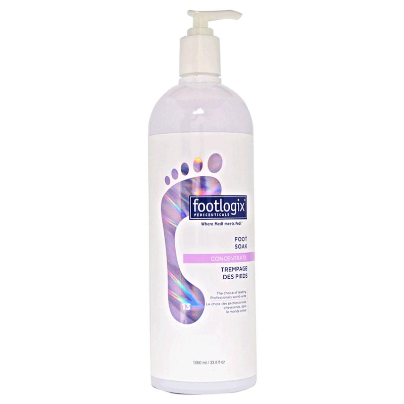 Footlogix #13 Foot Soak Concentrate Litr