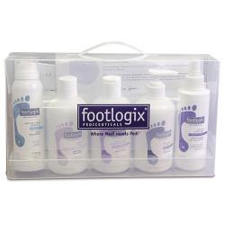 Footlogix 5pc Backbar Starter Kit