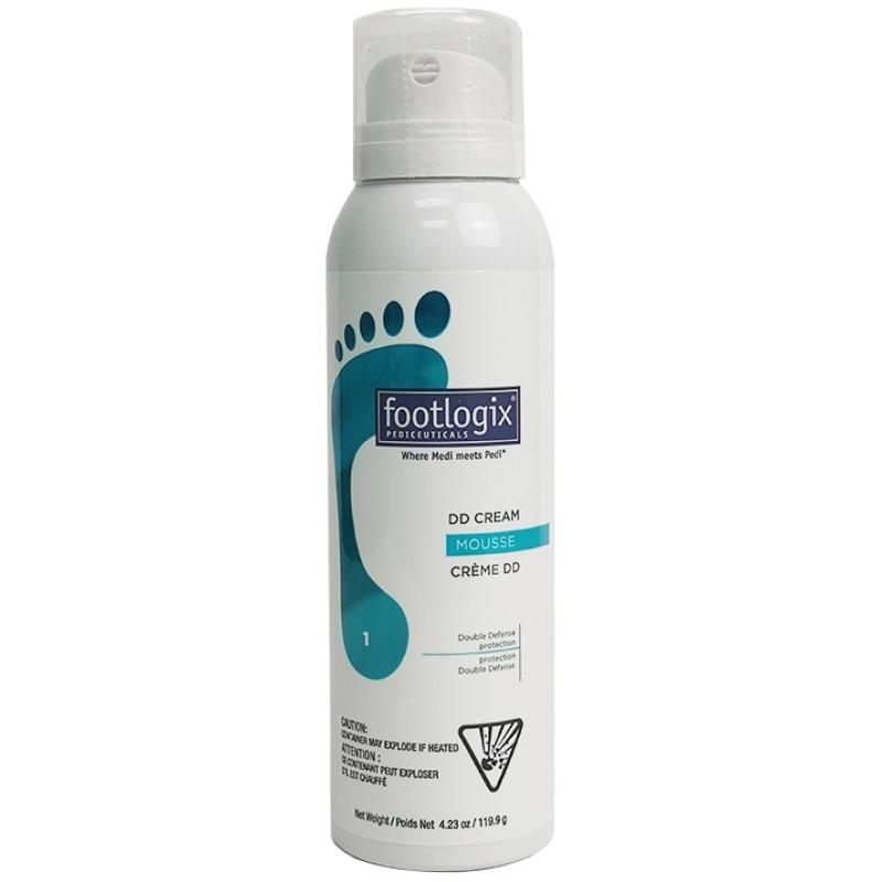 Footlogix #1 DD Cream Mousse 125ml