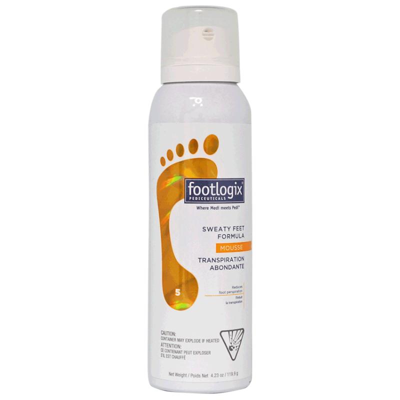 Footlogix #5 Sweaty Feet ..